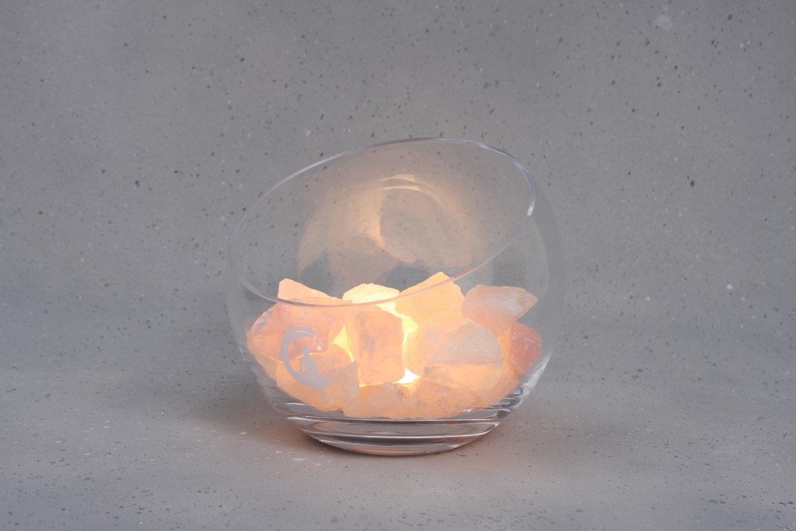 rozenkwarts lamp spirit warm wit